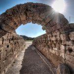 مدينة أولمبيا اليونانية بالصور