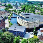 مدينة بوروس السويدية بالصور