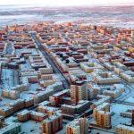 مدينة نوريلسك الروسية بالصور