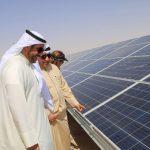 مشروع الشقايا للطاقة المتجددة بالكويت