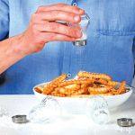 معلومات عن اثر تناول الملح على الدماغ