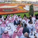 فعاليات مهرجان ورد الطائف