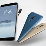 الكشف الرسمي عن ثلاث جوالات Meizu 15 Series