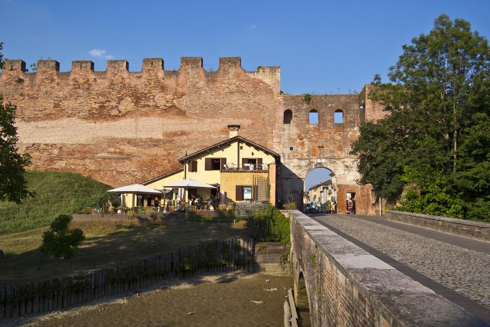 مدينة تريفيزو الايطالية
