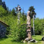 جولة إلى منتزه سيتكا الوطني التاريخي في ألاسكا