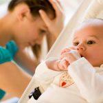مدى تأثير اكتئاب الأم على الأطفال