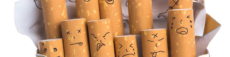 الاثار السلبيه للتدخين الجهاز الهضمي