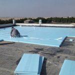 قائمة لبعض المؤسسات التي تقوم بعمل العازل المائي والحراري في الرياض