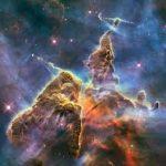 تعريف ومكونات الغبار الكوني