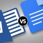 أسباب تفوق مستندات جوجل Google Docs على الوورد