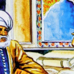 حيلة القاضي أبو الحسين والزوجة الثانية