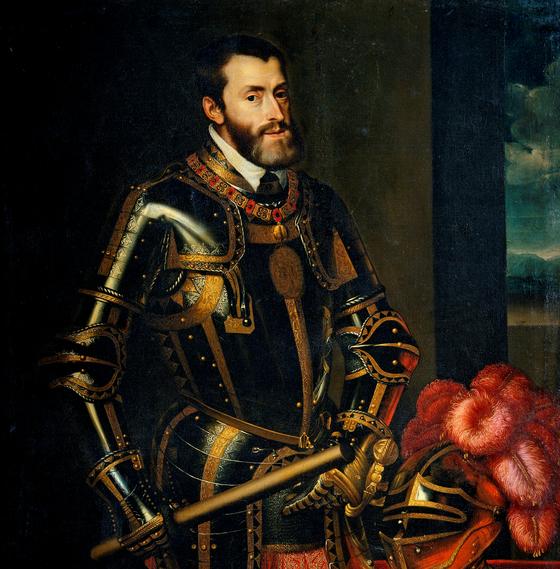 نبذة عن حياة الملك كارلوس الخامس ملك اسبانيا | المرسال