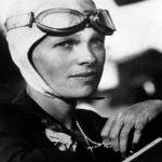 """لغز اختفاء """" أميليا إيرهارت """" أول امرأة تقود طائرة"""