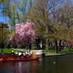 4 حدائق في بوسطن ينبغي زيارتها في فصل الربيع