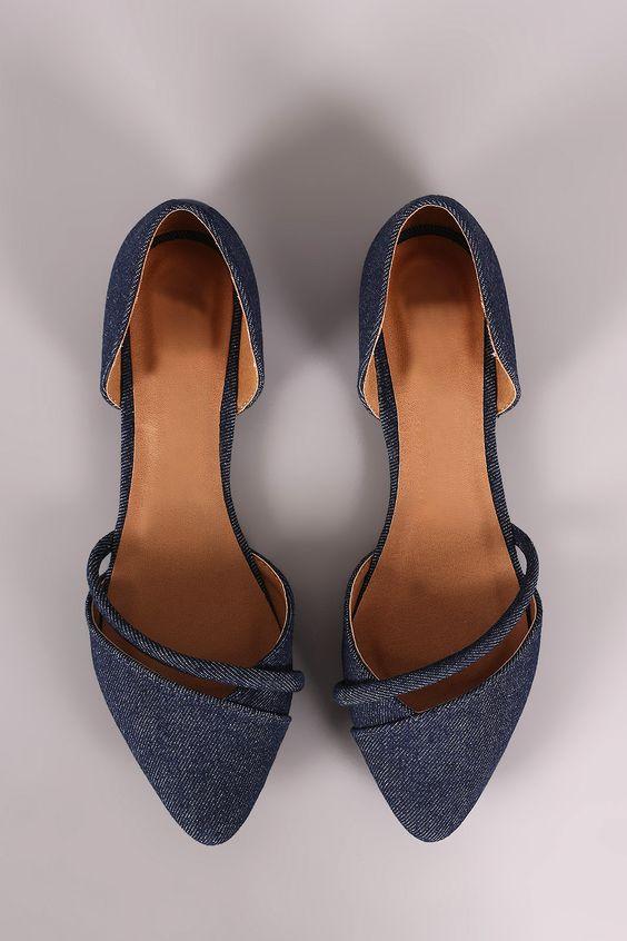 تشكيلة 2018 الأحذية الفلات الملونة