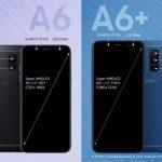 سامسونج Galaxy A6 2018 , A6+ 2018 السعر الرسمي
