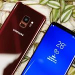بالصور سامسونج +Galaxy S9 ,S9 باللون الاحمر Burgundy Red