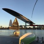 تصميم طائرة شراعية آلية يمكنها السير على الماء
