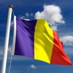 معاني ألوان علم دولة رومانيا