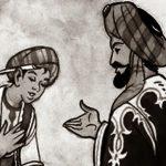 قصة الغلام الذي تحدى وزير الملك