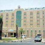 مستشفى الدمام المركزي بالمنطقة الشرقية