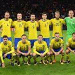 منتخب السويد المتأهل لنهائيات كأس العالم روسيا 2018