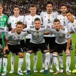 منتخب ألمانيا المتأهل لمونديال روسيا 2018