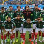 منتخب المكسيك المتأهل لنهائيات كأس العالم روسيا 2018