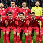 منتخب صربيا المتأهل لنهائيات كأس العالم روسيا 2018