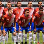 منتخب كوستاريكا المتأهل لنهائيات كأس العالم روسيا 2018