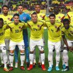 منتخب كولومبيا المتأهل لنهائيات كأس العالم روسيا 2018