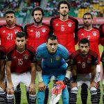 منتخب مصر المتأهل لمونديال روسيا 2018
