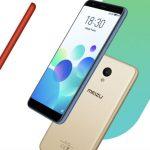 Meizu M8c جوال اقتصادي بسعر 150 دولار