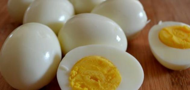 تأثير البيض على القولون المتهيج المرسال