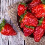 فوائد الفراولة لمرضى ضغط الدم المرتفع