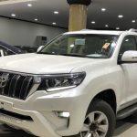 مواصفات وسعر تويوتا برادو TXL1 2018 سعودي 4 سلندر