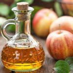فوائد خل التفاح بعد تناول الوجبات