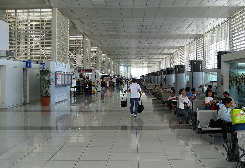 مطار مانيلا الدولي في الفلبين بالصور المرسال