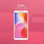 الجوال شاومي Xiaomi Redmi 6 جوال بسعر 140 دولار