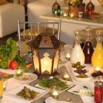 نصائح لاختيار أطباق التقديم على سفرة رمضان
