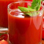 فوائد عصير الطماطم للشعر