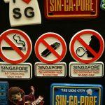 قائمة بأغرب الأمور المحظورة بسنغافورة