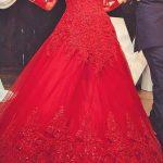 فستان-خطوبة-احمر-150