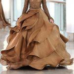 فستان-خطوبة-عسلي-150