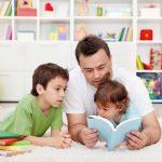 فوائد قراءة قصص للاطفال قبل النوم