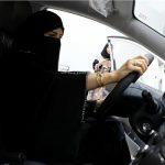 ردود فعل نساء المملكة في أول يوم لقيادة السيارات