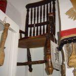 """قصة الكرسي المشؤوم """" كرسي توماس بوسبي """""""