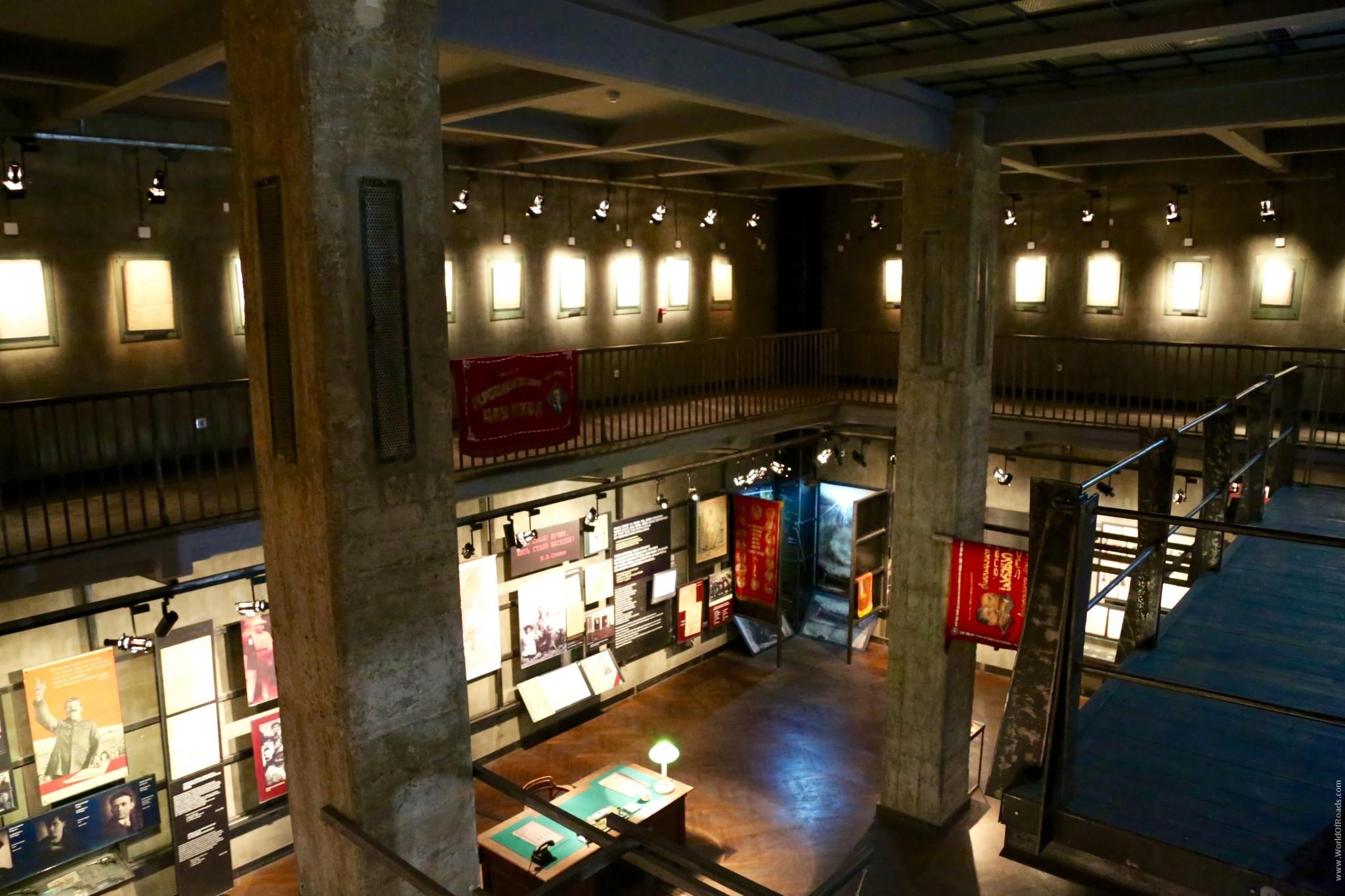 متحف الاحتلال السوفياتي في تبليسي