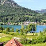 مدينة تسيل أم زيه في النمسا بالصور