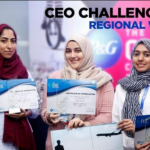 سعوديات يحصدن المركز الأول في مسابقة تحدي المدير التنفيذي